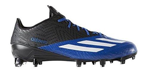 adidas Adizero 5Star 5.0 Cleat Men's Football 10 Core Black-