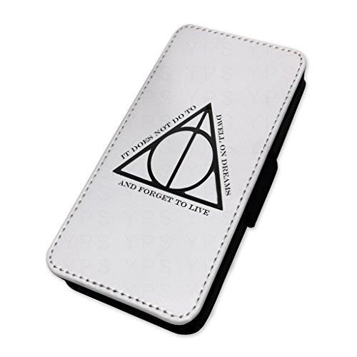 Dwell on Dreams – always – Custodia ad aletta in pelle copertura di carta Apple Iphone 5/5s/SE