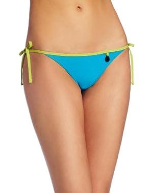 Calvin Klein Women's CK One String Classic Bikini Bottom