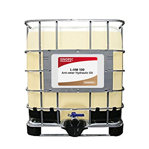 AW100 Anti-wear Hydraulic Oil - 275 Gallon Tote by L-HM