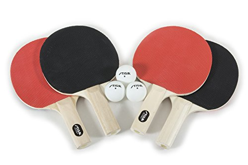 Discover Bargain STIGA Classic Table Tennis Set