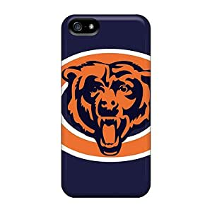 Waterdrop Snap-on Chicago Bears Case For Iphone 5/5s