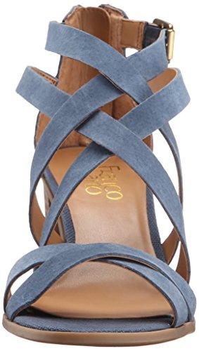 Franco Sarto Donna Hachi Gladiatore Sandalo Blu