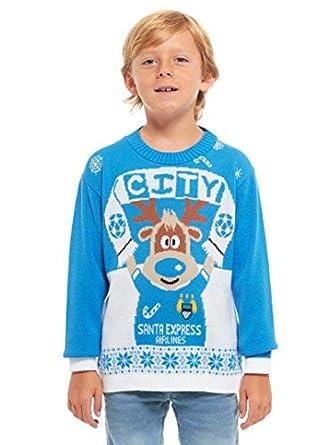 ee6c15b492bd New Camp Ltd Boys Girls Kids Children Unisex Christmas Xmas Knitted ...
