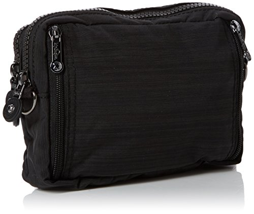Black True Dazz cm Multiple 25 Kipling True Dazz sport Sac banane Noir Noir Black ZUZOSP8