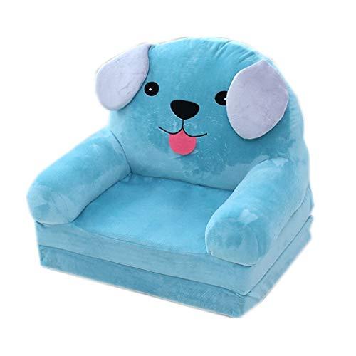Zhengfangfang Childrens Chair Armchair Sofa Seat Stool Kids Toddlers Childs Sofa seat (Shape : Puppy ()
