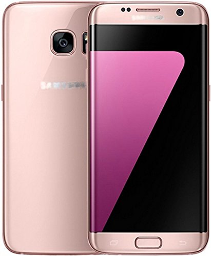 YCIL Samsung Second hand 99% new Galaxy S7 Edge Verison 32GB,Pink Gold