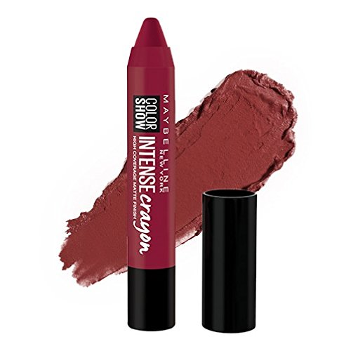 eb21f159228 Buy Maybelline New York Color Show Intense Lip Crayon
