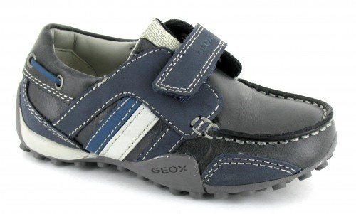 Geox, B3216E 04332 C0700, Nautico azul marino de Niños: Amazon.es: Zapatos y complementos