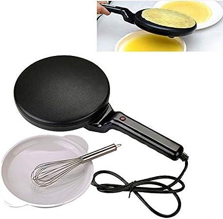 Opinión sobre Zcm Crepera Eléctrico Stick-hogar for no Torta de Pan eléctrico Puesto de Crepe máquina portátil Pan máquina eléctrica de la Parrilla de la Crepe de la máquina