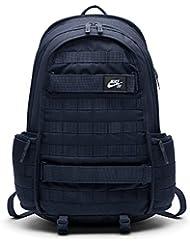 Nike SB Skateboarding Backpack OBSIDIAN/BLACK/BLACK,One Size