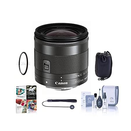 Review Canon EF-M 11-22mm f/4-5.6
