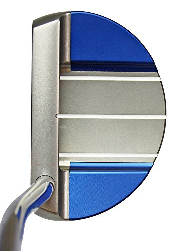 Rife Golf- Switchback Mallet Putter - Putter Double Bend