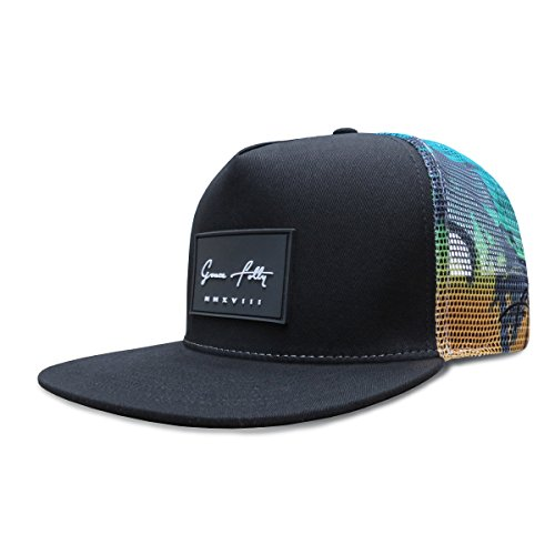 Grace Folly Trucker Hat for Men   Women. Snapback Mesh Caps 601fd9076e02