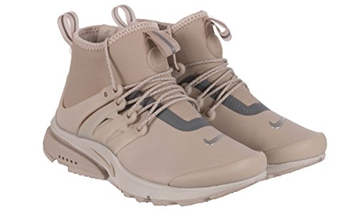 Shoe Utility Mid Bone String Air Silver String NIKE Running Women's Presto Light Reflect IUxYt