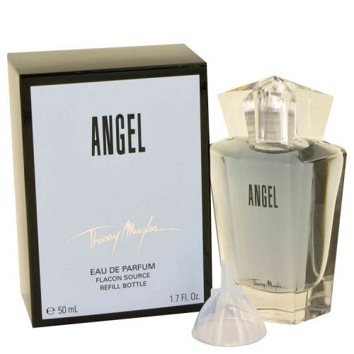 Thierry Mugler Angel Eau De Parfum Spray Refill Bottle, 1.7 Ounce