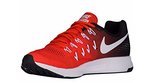 Pegasus 33 Team Uomo Ginnastica Nike pure Zoom White Orange Air da Platnum black Scarpe 6tRxR4Ewq