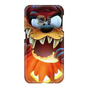 Protective Hard Phone Cover For Samsung Galaxy S6 With Unique Design Stylish Taz Mania Pictures AshtonWells
