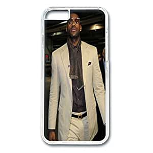 Iphone 6 Case,Hard PC Iphone 6 Protective Case for Ultimate Protect iphone 6 with james live Photos by runtopwell