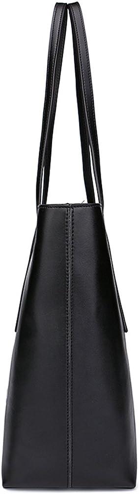 sacs /à bandouli/ère larges ilishop Sac /à main en cuir v/éritable pour femmes