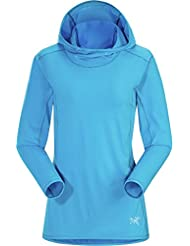 Arcteryx Phasic Sun Hooded Shirt - Womens