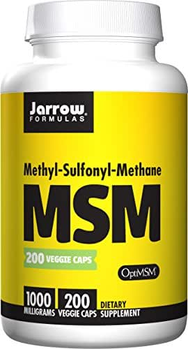 Vitamins & Supplements: Jarrow Formulas MSM