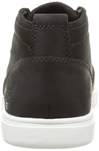 Timberland Groveton LTT, Men's Hi-Top Sneakers Black