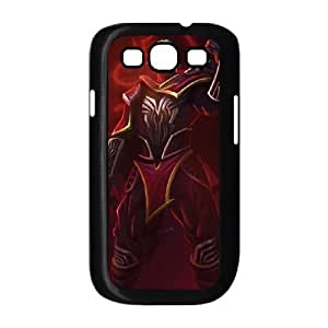 Samsung Galaxy S3 9300 Phone Case Cover Black League of Legends Crimson Elite Talon EUA15966157 Custom Protective Case