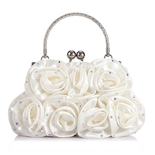 Emour Rhinestone Handbag Evening Handbags