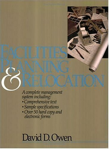 Facilities Planning and Relocation (RSMeans)