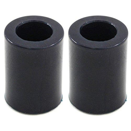 "Price comparison product image Hood Roller Polyurethane Bushing Small 11 / 16"" ID for Peterbilt Kenworth 2 pc set"