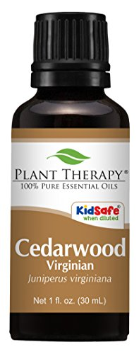 Plant Therapy Cedarwood Essential Therapeutic