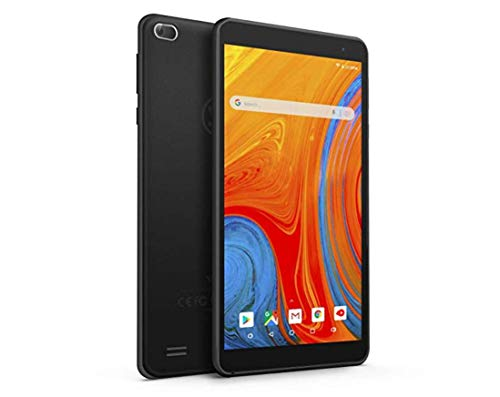 Vankyo MatrixPad Z1 7 inch Android Tablet, Android 8.1 Oreo Go Edition, 32GB Storage, Quad-Core Processor, IPS HD Display, Wi-Fi, Bluetooth, Black