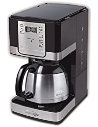 Mr Coffee Advanced Programmable Thermal Basic Info