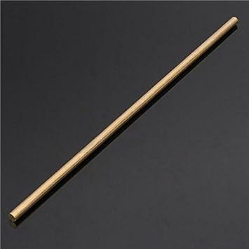 100mm EsportsMJJ 8mm Diameter 100//200//330//500mm Brass Round Bar Rod Circular Tube