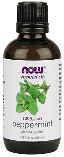 NOW  Peppermint Oil, 2-Ounce