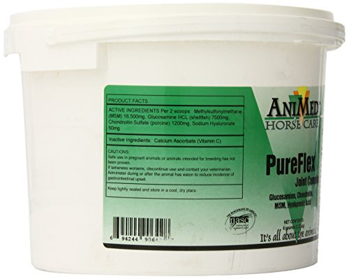 Image of AniMed Pureflex Joint Complex for Horses, 5-Gallon