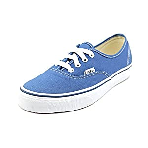 VANS Unisex Authentic Navy Canvas VN000EE3NVY Mens 6, Womens 7.5