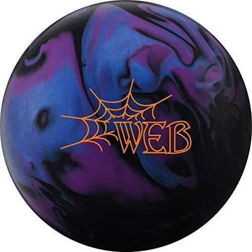 Hammer 029744028064 Web Bowling Ball, Blue/Purple/Black, 13