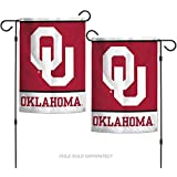 """Indiana Hoosiers NCAA Mickey Mouse Garden Flag Licensed 2 Sided 12.5/"""" x 18/"""""""