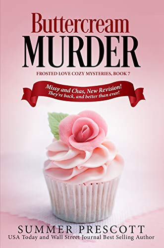 (Buttercream Murder (Frosted Love Cozy Mysteries Book 7))