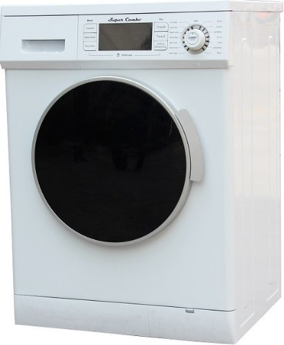 Equator Advanced Appliances Super Combo Washer-Dryer, White