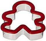 Wilton Grippy Gingerbread Boy Cookie Cutter