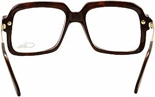 ec312168fd Amazon.com  Cazal 607 2 080 Brown Gold Eyeglasses 56 mm  Health ...