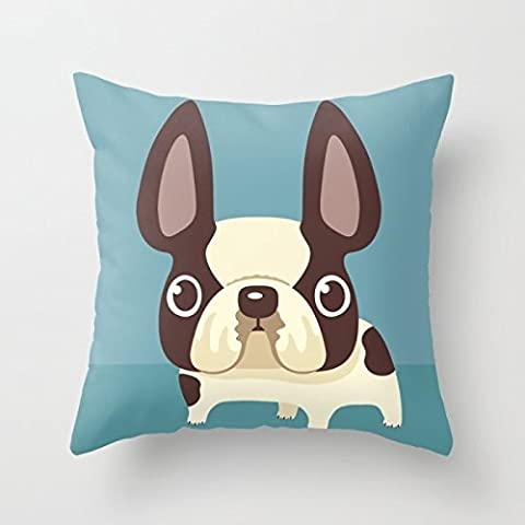 Dogs Pillow Shams ,best For Father,dining Room,boys,kids Room,monther,shop 16 X 16 Inches / 40 By 40 Cm(each (Cello Kitchen Sponges)