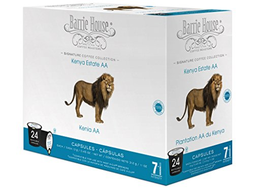 Barrie House Kenya Estate Capsules