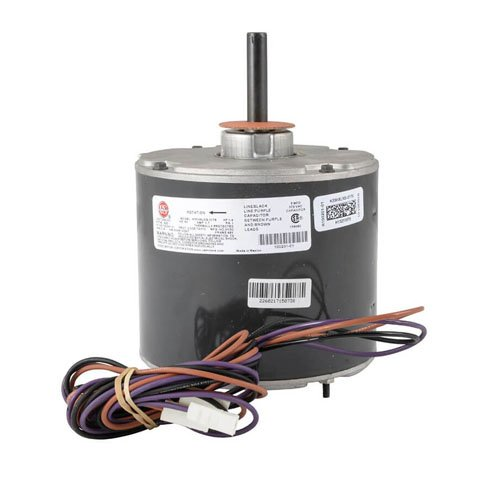 K55HXLNS-0176 - Emerson OEM Upgraded Replacement Condenser Fan Motor 1/4 HP (0.25 Hp Fan Motor)