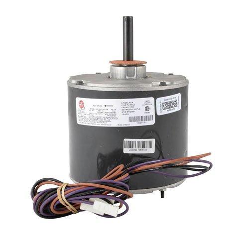 K55HXLNS-0176 - Emerson OEM Upgraded Replacement Condenser Fan Motor 1/4 HP (0.25 Hp Fan Motor)