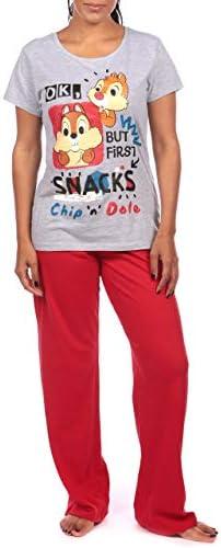 Disney Pijama para Mujer Chip y Chop