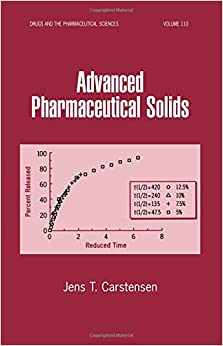 Advanced Pharmaceutical Solids (Drugs and the Pharmaceutical Sciences)